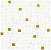 Charme Deluxe Michelangelo Mosaico Square 31.4x31.4 cmx8.5 cm