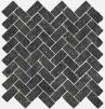 Рум Стоун блэк Мозаика Кросс 31.5x29.7 cmx10 cm