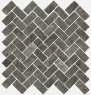 Room stone  grey Mosaico Cross 31.5x29.7 cmx10 cm