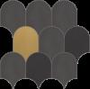 Лайфстайл Мока Мозаика луп 32x31 cmx8.5 cm