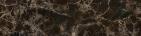 Elite Dark Listello  Lux 10.5x44 cm
