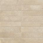 Гарда Белый Вставка брик 45x45 cm