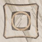 Портофино белый Вставка интарсио 45x45 cm