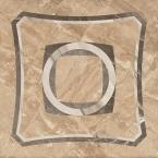 Портофино беж Вставка интарсио 45x45 cm
