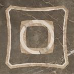 Портофино серый Вставка интарсио 45x45 cm