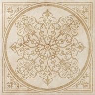 Nl-Stone Ivory Inserto Bloom 60x60 cm