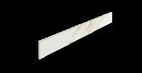 Trevi White Battiscopa 7.2x90 cm