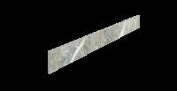 Уффици Грэй Плинтус 7.2x90 cm