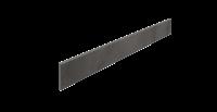 Linate Brown Battiscopa 7.2x90 cm