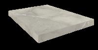 Capri Grigio Scal.45 Ang.dx 33x45 cm