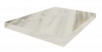 Firenze Bianco Scal.45 Ang.sx 33x45 cm