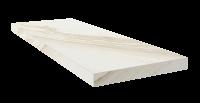 Trevi White Scal.90 Ang.sx 33x90 cm
