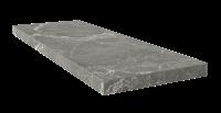 Trevi Brown Scal.90 Ang.sx 33x90 cm