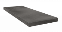 Linate Brown Scal.90 Ang.sx 33x90 cm