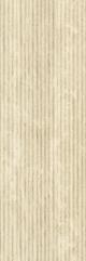 Travertino Navona Inserto Wave 25x75 cm