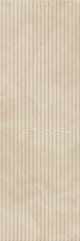 Charme Evo Onyx Inserto Wave 25x75 cm