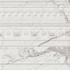 Charme Evo Statuario Inserto Arty 25x75 cm