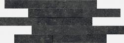 Рум Стоун блэк Брик 3D 28x78 cm