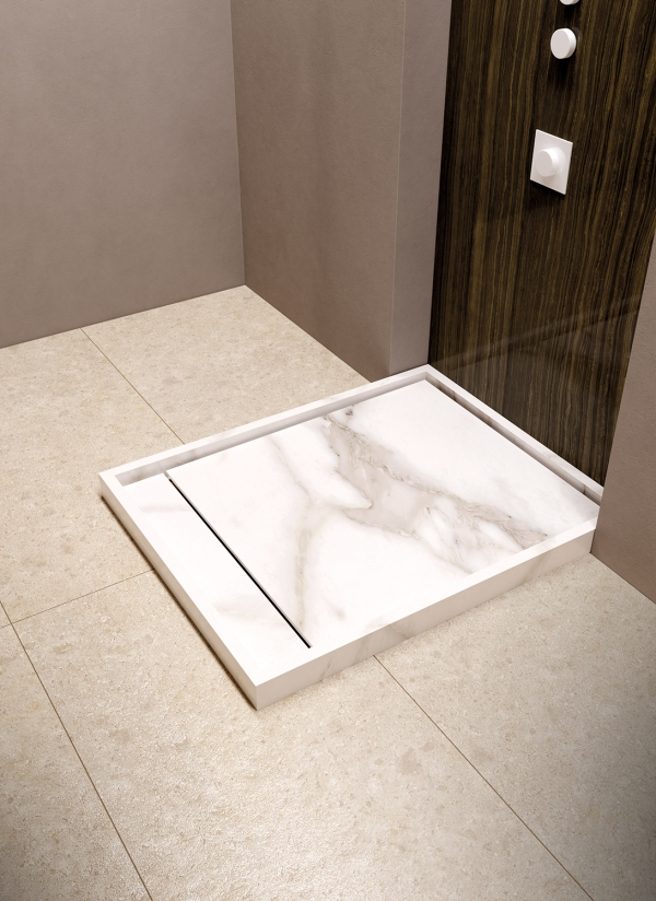 DIAMOND SHOWER TRAY 100