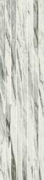 Skyfall bianco Tatami 20x80 cm