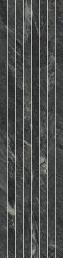 Skyfall nero Tatami 20x80 cm