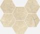 Charme Extra Arcadia Mosaico Hexagon 25x29 cm