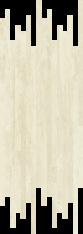 Charme Advance Alabastro Strip 26x75 cm