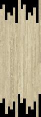 Charme Advance Travertino Strip 26x75 cm