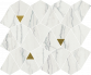 Шарм Эдванс Платинум Мозаика Вертекс 25.8x30 cmx8.5 cm