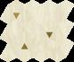 Шарм Эдванс Алабастро Мозаика Вертекс 25.8x30 cmx8.5 cm