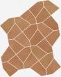 Terraviva Cannella Mosaico 27.3x36 cmx8.5 cm