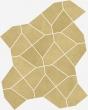 Terraviva Senape Mosaico 27.3x36 cmx8.5 cm