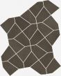 Terraviva Moka Mosaico 27.3x36 cmx8.5 cm