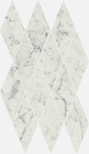 Charme Extra Carrara Mosaico Diamond 28x48 cm