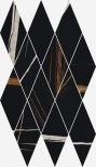 Charme Deluxe Sahara Mosaico Diamond 28x48 cm