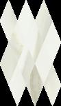 Charme Advance Cremo Mosaico Diamond 28x48 cm
