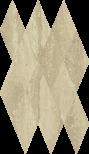 Charme Advance Travertino Mosaico Diamond 28x48 cm