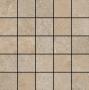Cervinia Sabbia Mosaico 28x28 cmx8 cm