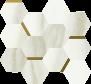 Шарм Эдванс Кремо Мозаика Шик 28.3x32.8 cm