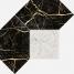 Charme Extra Laurent Mosaico Polygon 28.5x21 cm