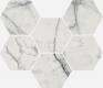 Шарм Эво Статуарио Мозаика Гексагон 25x29 cm