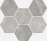 Шарм Эво Империале Мозаика Гексагон 25x29 cm