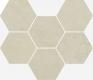 Терравива Мун Мозаика Гексагон 25x29 cm
