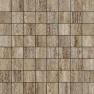 Travertino Silver Mosaico Lux 29.2x29.2 cm