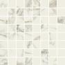 Charme Deluxe Arabescato Mosaico Lux 29.2x29.2 cm
