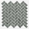 Genesis Grey Mosaico Cross 31.5x29.7 cmx10 cm