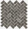 Room stone  grey Mosaico Cross 31.5x29.7 cmx10 cm