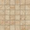 Альпы Беж Вставка мозаика 30x30 cm