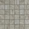 Альпы Серый Вставка мозаика 30x30 cm