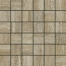 Травертино Силвер Мозаика 30x30 cm